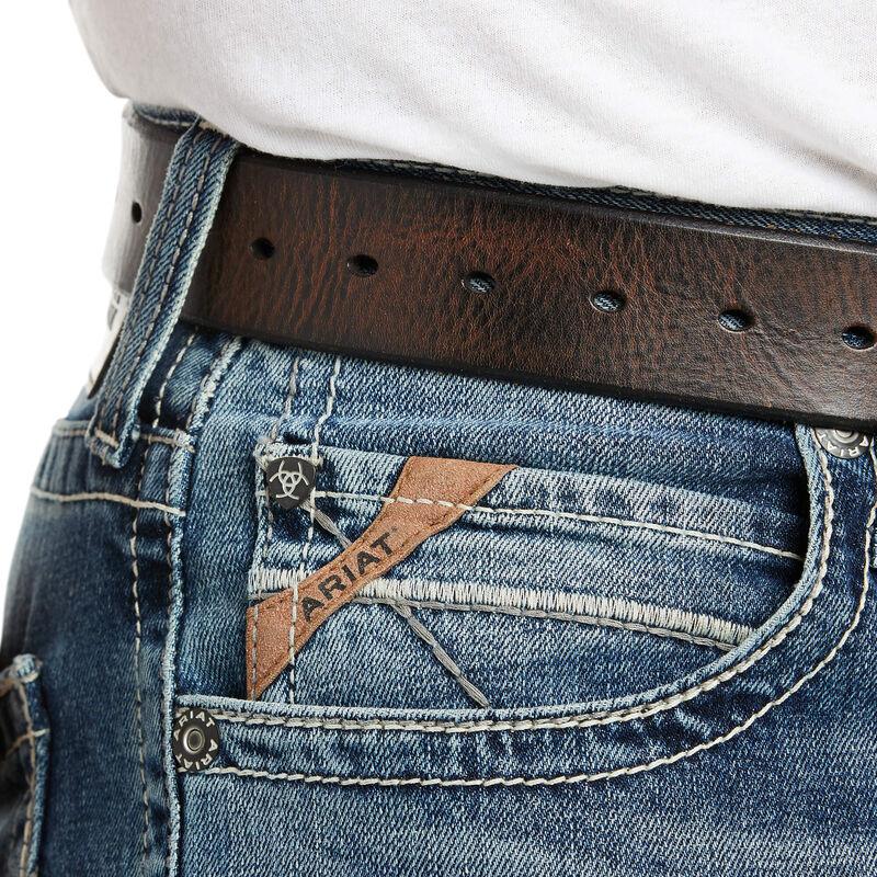 M5 Slim Stretch Harper Straight Jean