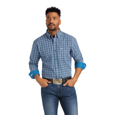 Relentless Captain Stretch Classic Fit Shirt
