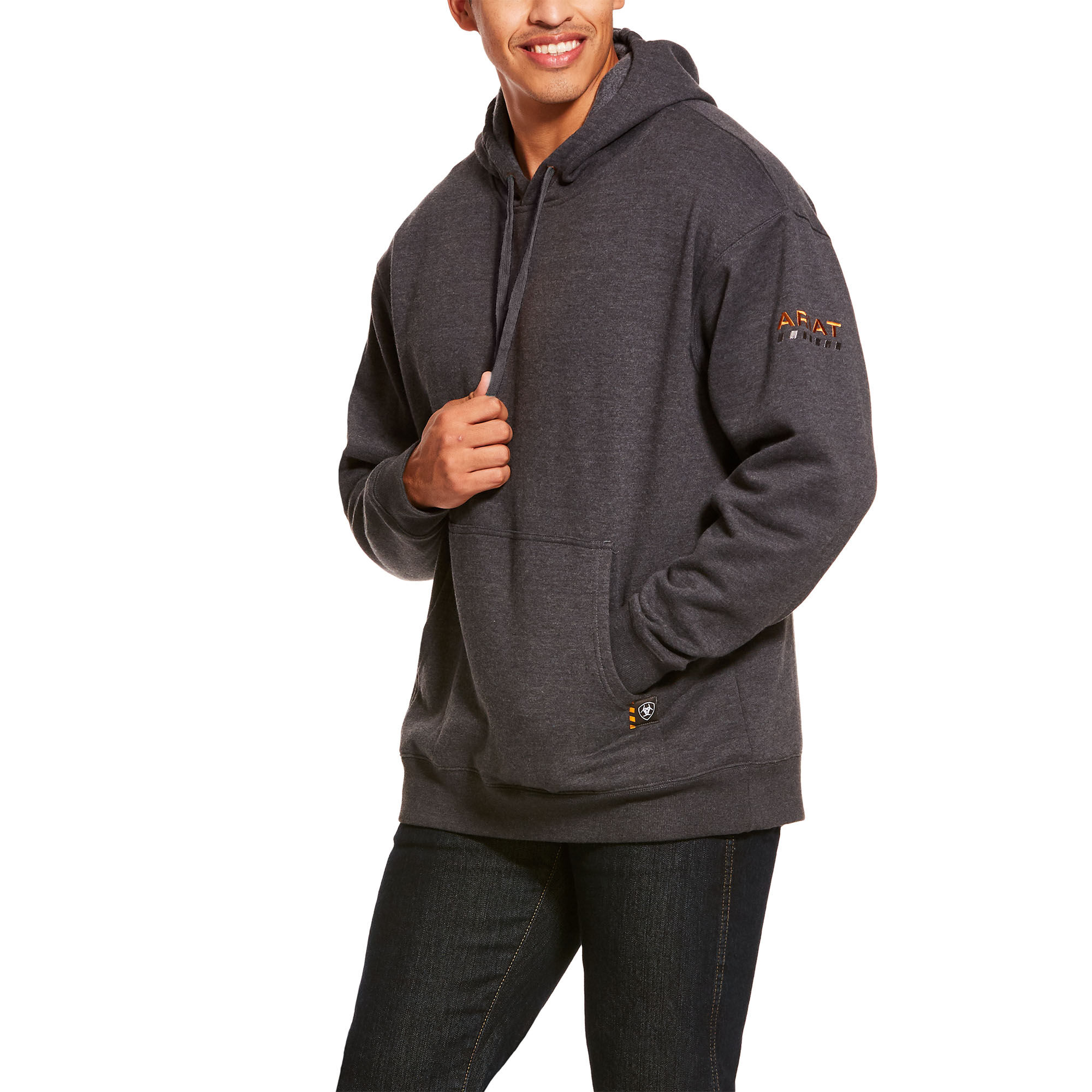 Montana State Youth Navy Fleece Hoodie Brother