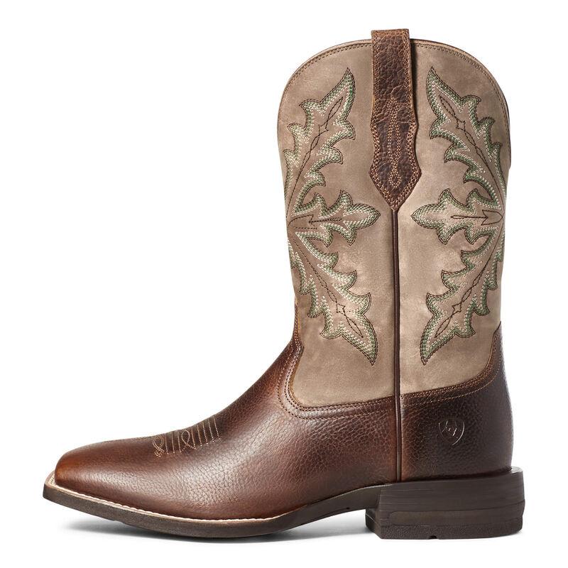Qualifier Western Boot