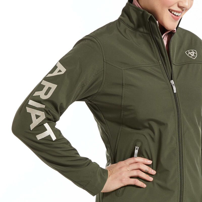 New Team Softshell Jacket