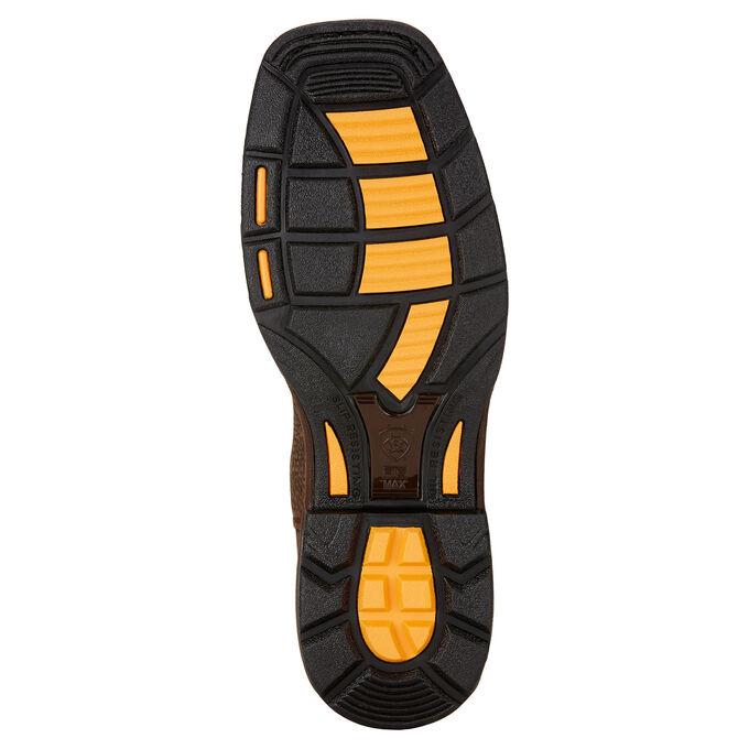 WorkHog Wide Square Toe Waterproof Composite Toe Work Boot