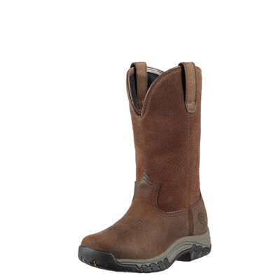 Terrain Pull On Waterproof Boot