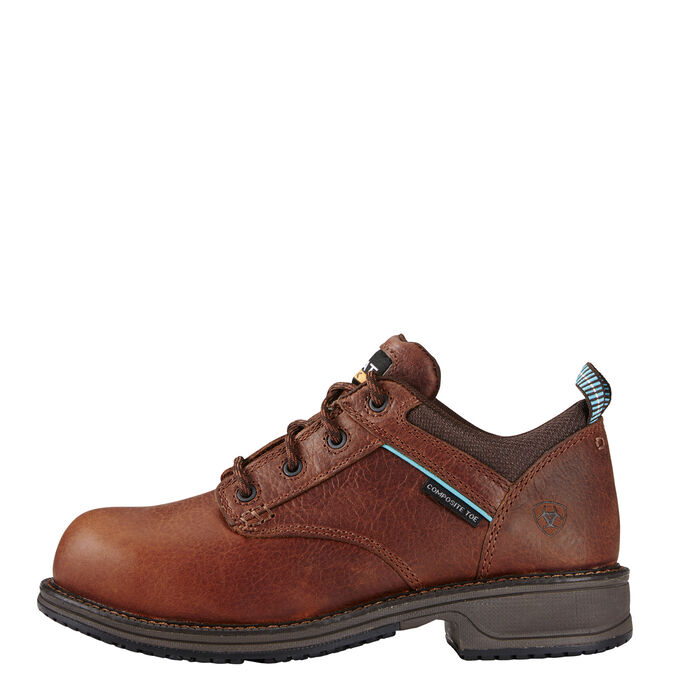 Casual Work Oxford SD Composite Toe Work Boot