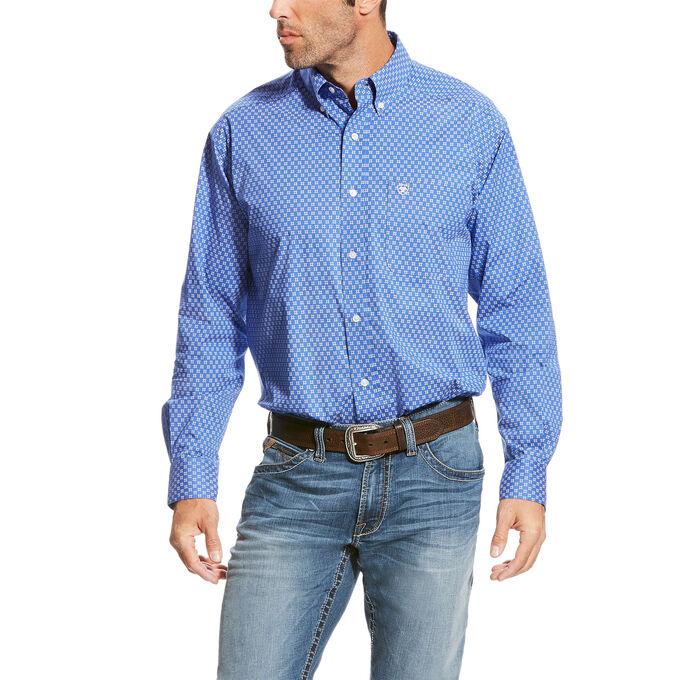 Terry Stretch Shirt