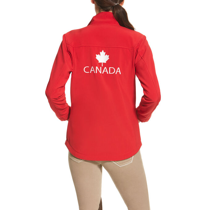 Global Softshell Canada Jacket
