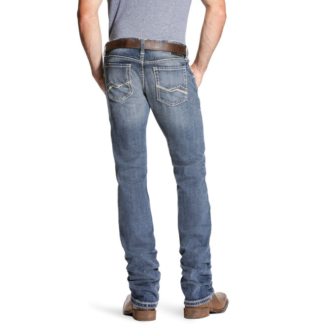 M7 Rocker Angler Stretch Stackable Straight Leg Jean