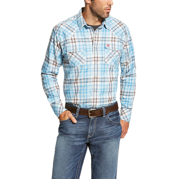 FR Maddox Retro Fit Work Shirt