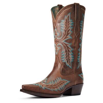 Carolina Western Boot