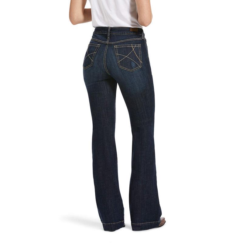 Slim Trouser Ella Wide Leg