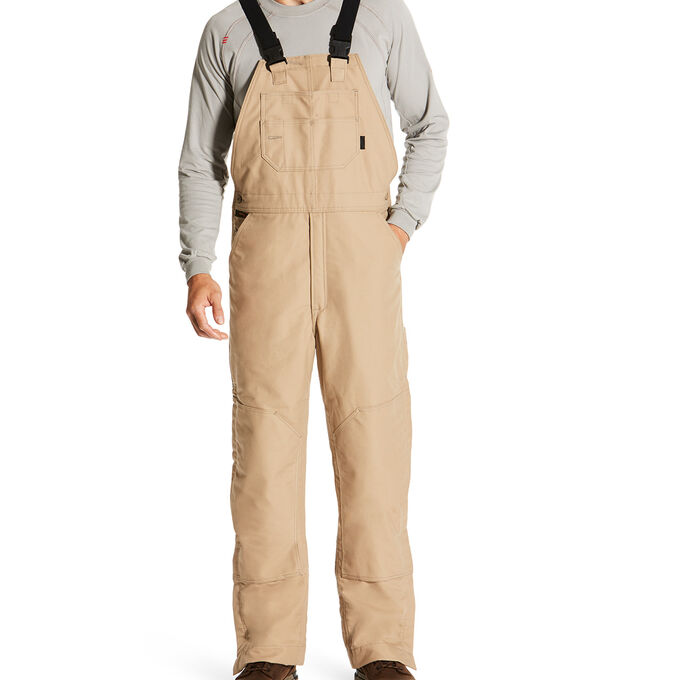 FR Insulated Bib Overall