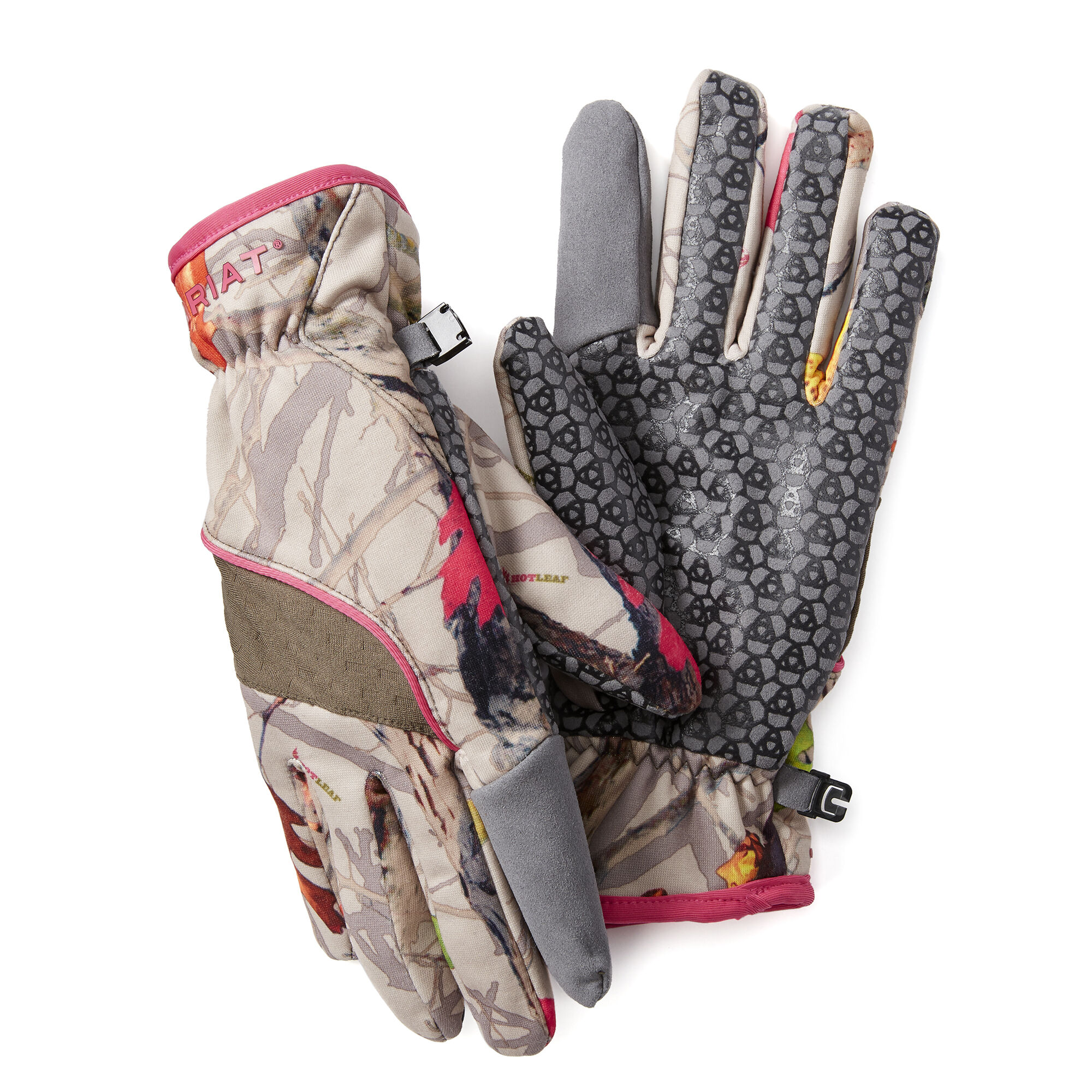 Hot Leaf Light Glove