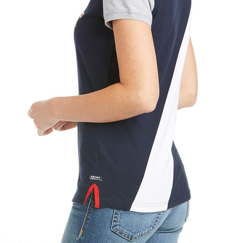 Taryn Button Polo Shirt