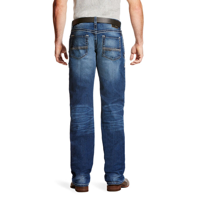 M4 Low Rise Dawson Stretch Boot Cut Jean