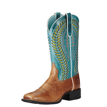Quickdraw VentTEK Western Boot