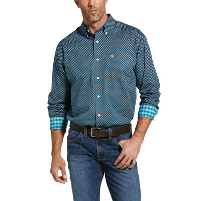Wrinkle Free Lakehurst Classic Fit Shirt