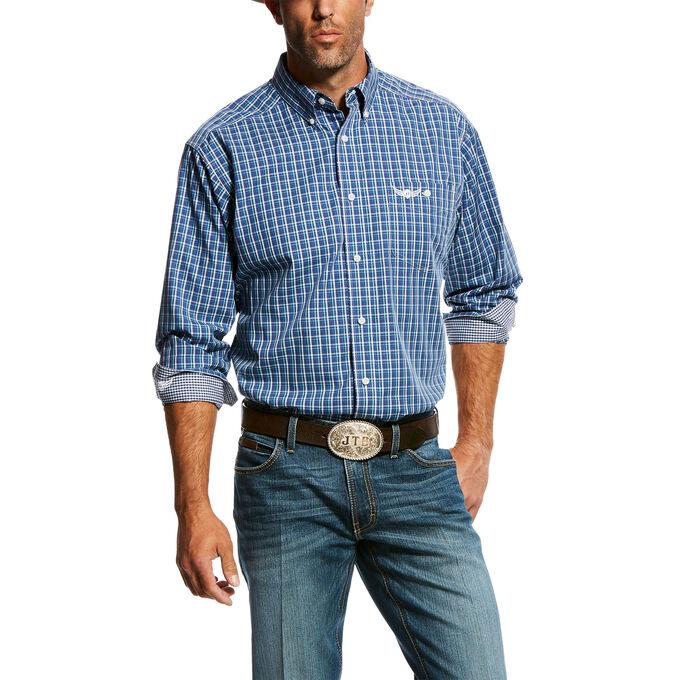 Relentless Spirit Plaid Shirt