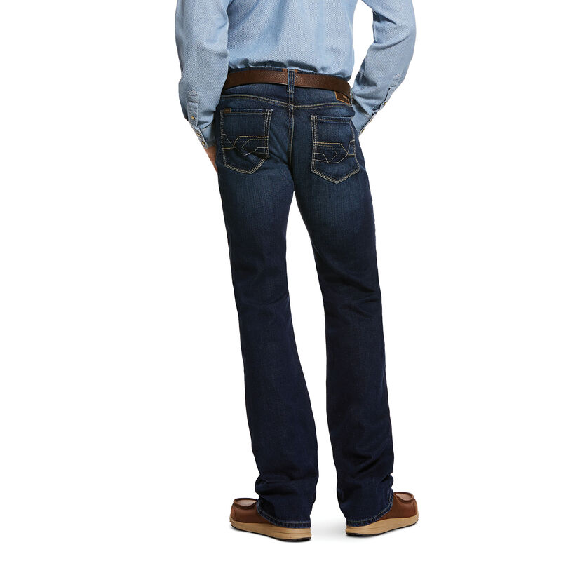 M7 Rocker Stretch Montecito Stackable Straight Leg Jean