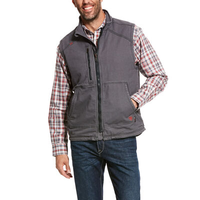 FR DuraLight Stretch Canvas Vest