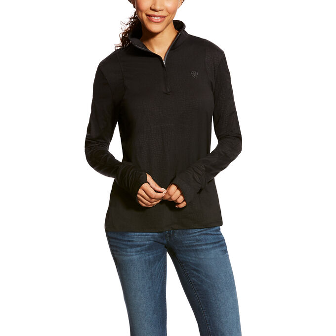 Lowell 1/4 Zip Baselayer