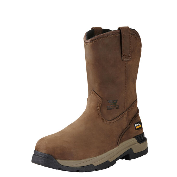 MasterGrip Pull-On SD Composite Toe Work Boot