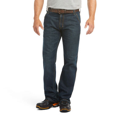 Rebar M4 Low Rise DuraStretch Workhorse Boot Cut Jean