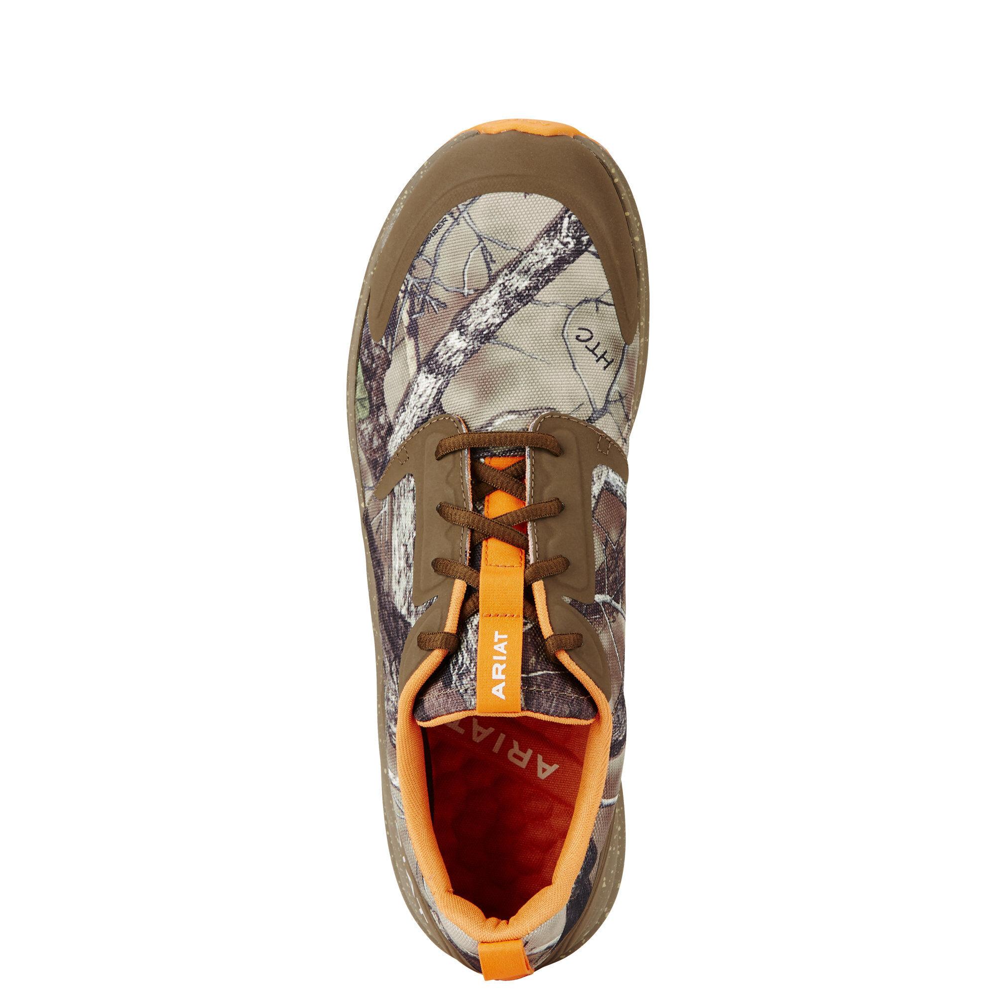 ariat men's fuse athletic shoe