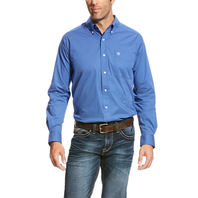 Pacer Stretch Fitted Shirt