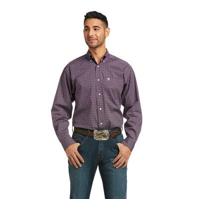 Medgar Stretch Classic Fit Shirt