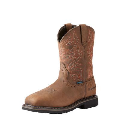 Sierra Delta Waterproof Work Boot