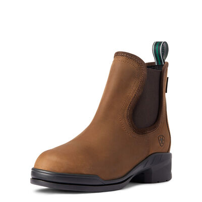 Keswick Steel Toe Paddock Boot
