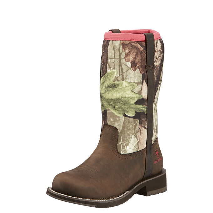 Fatbaby All Weather Waterproof Western Boot