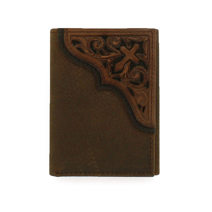 Blessed Trifold Wallet
