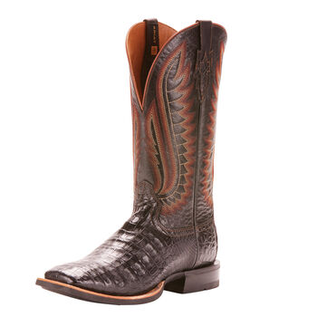Double Down Western Boot