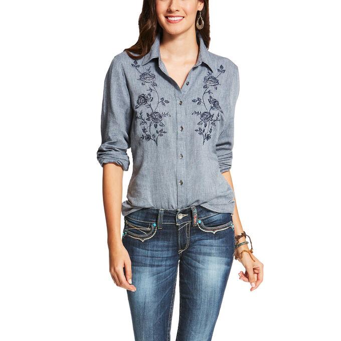 Sierra Button Shirt