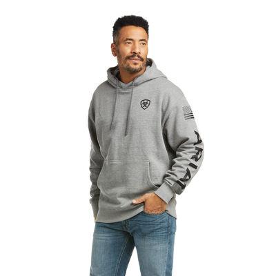 Imprint Hoodie Sweatshirt