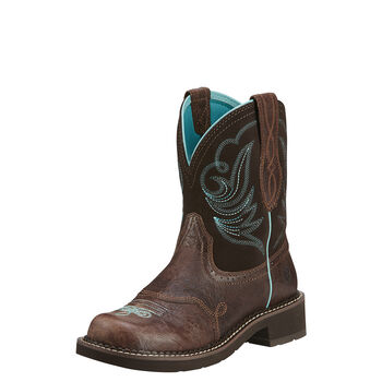 Fatbaby Heritage Dapper Western Boot