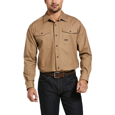Rebar Made Tough DuraStretch Work Shirt