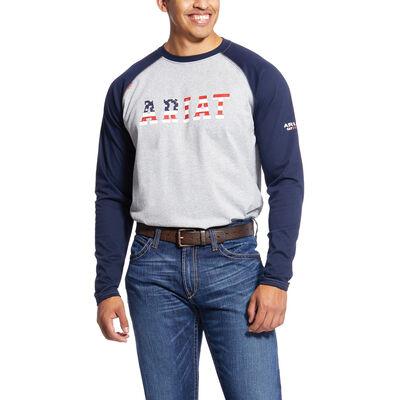 FR Baseball Logo T-Shirt