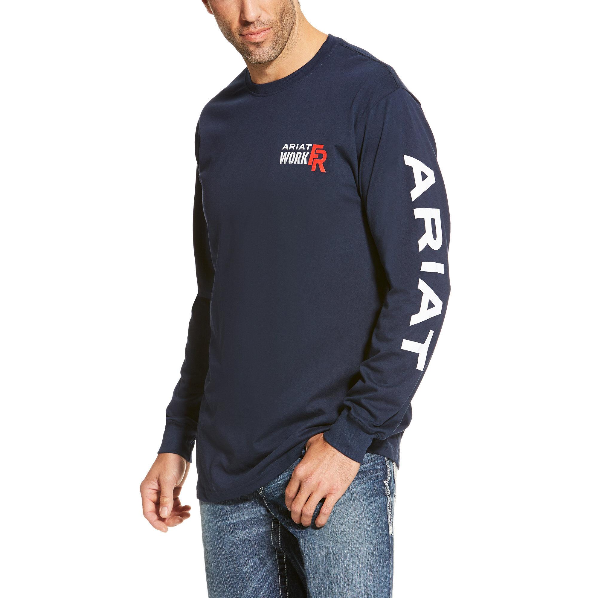 6db4c2b5340 FR Crew Logo T-Shirt ariat fr shirts near me