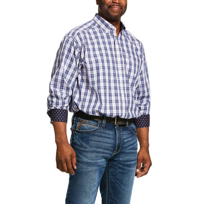 Wrinkle Free Iola Classic Fit Shirt
