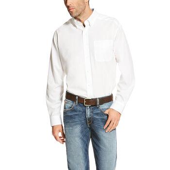 Wrinkle Free Solid Shirt