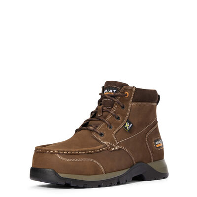 Edge LTE Chukka MetGuard Composite Toe Work Boot