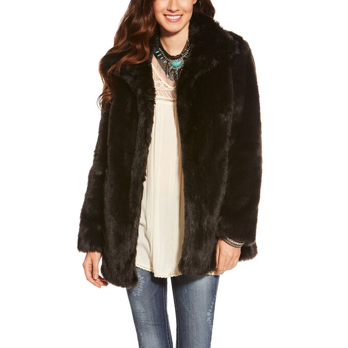Lux Fur Jacket