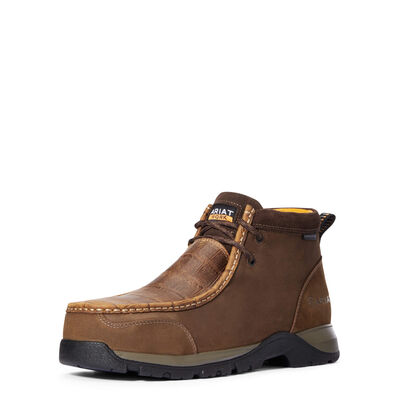 Edge LTE Moc Composite Toe Work Boot