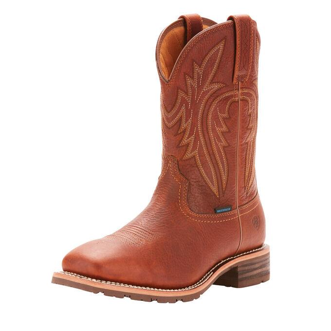 Hybrid Rancher Waterproof 400g Western Boot