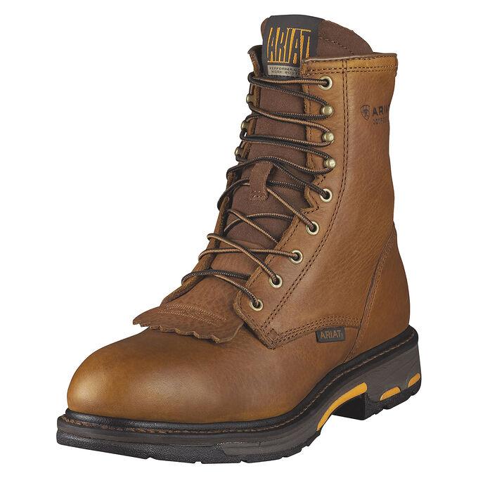 """WorkHog 8"""" Composite Toe Work Boot"""