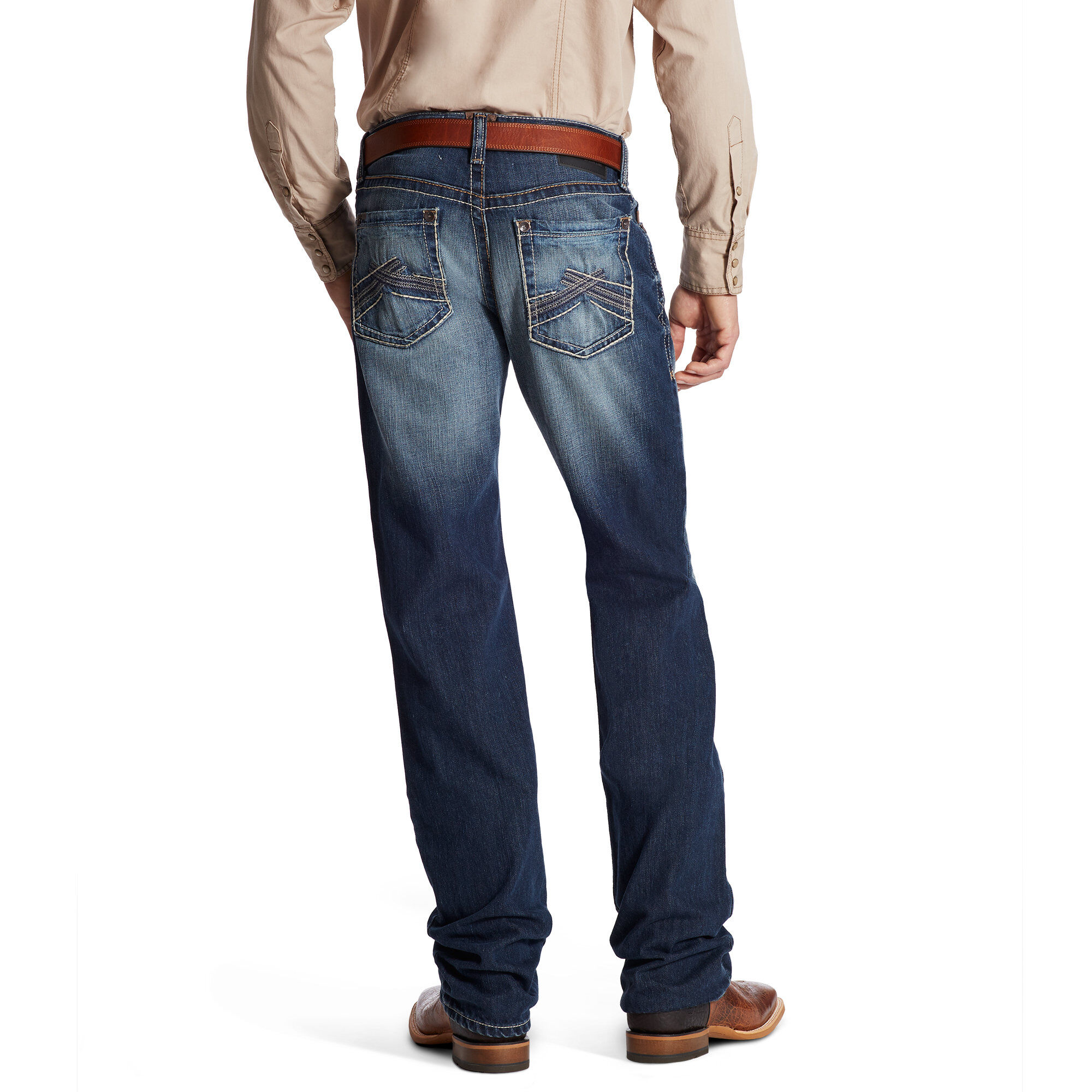 M2 Relaxed M2 Copperhead Boot Cut Jean