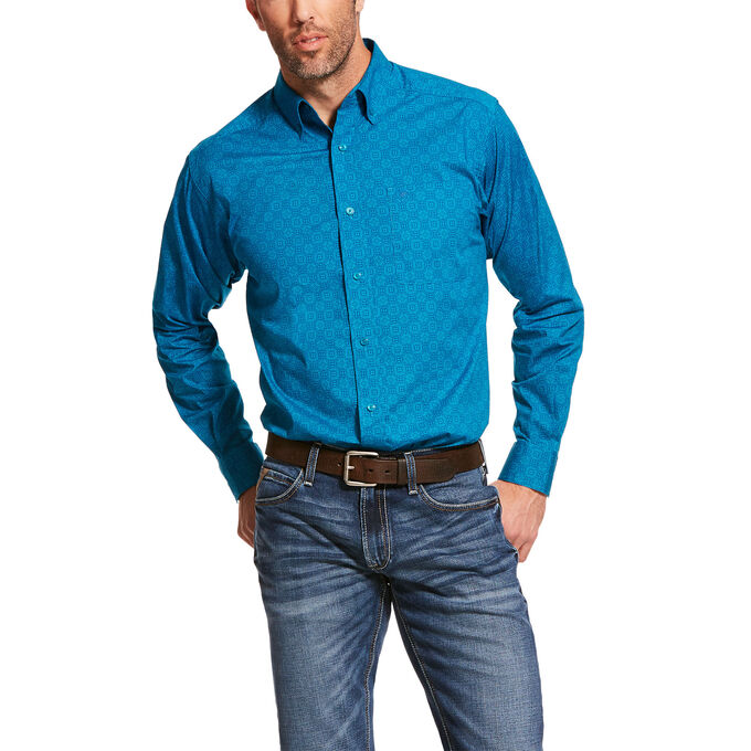 Barrington Stretch Fitted Shirt