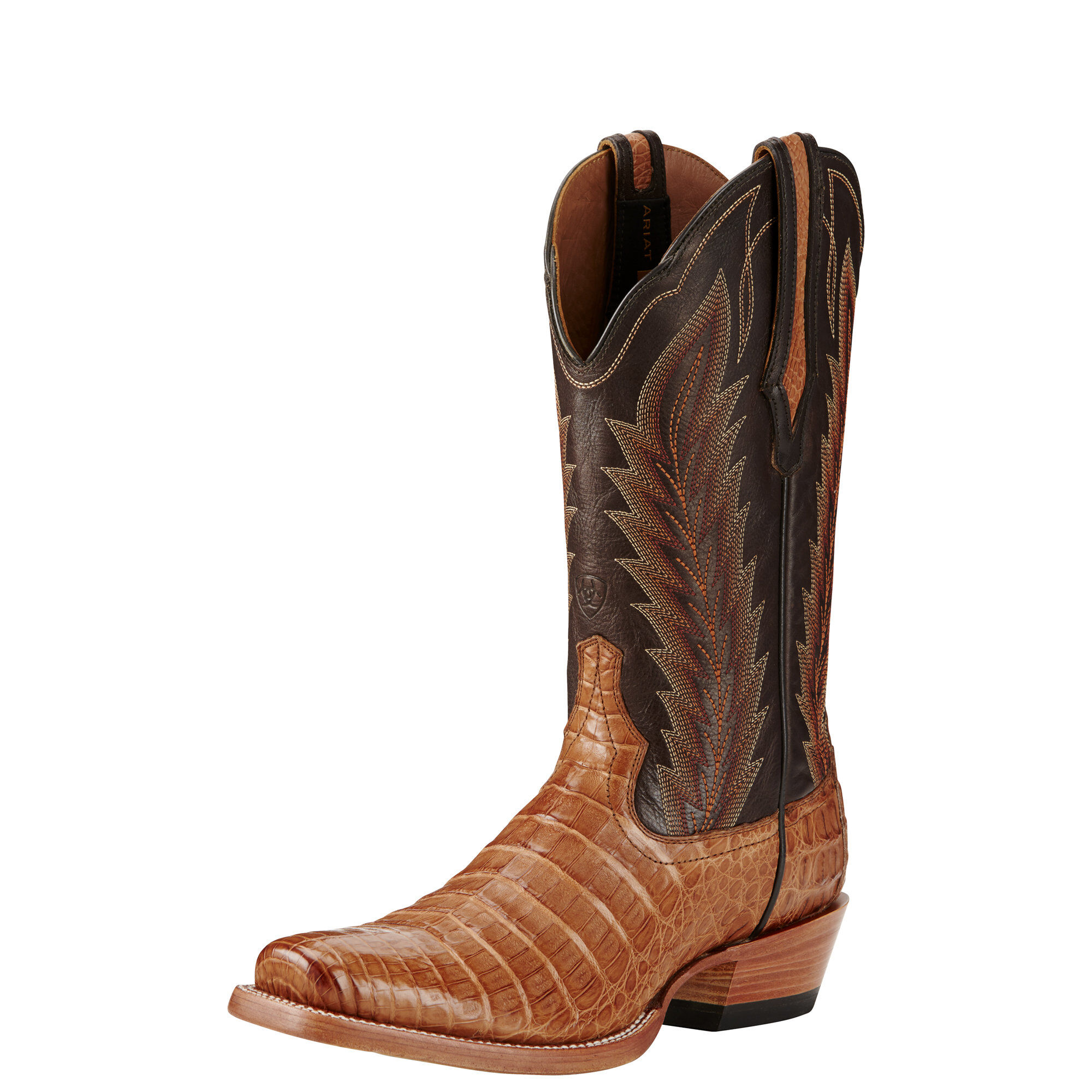 Turnback Western Boot